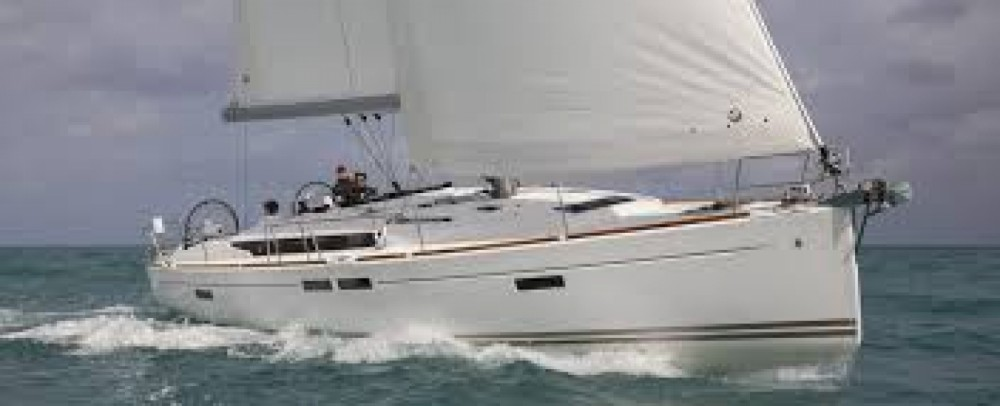 Rent a Jeanneau Sun Odyssey 349 Riva del Garda