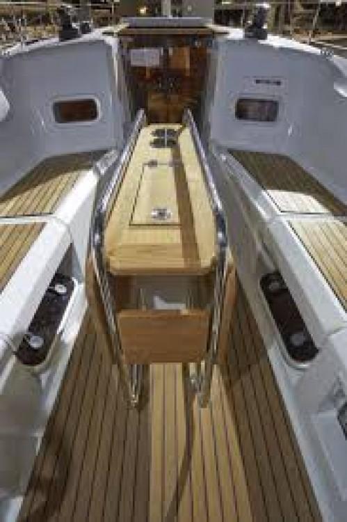 Rental Sailboat in Riva del Garda - Jeanneau Sun Odyssey 349