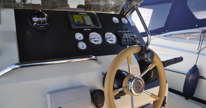 Boat rental Scanner 870D in Palma de Mallorca on Samboat