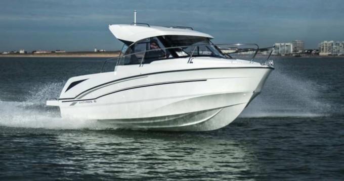 Hire Motorboat with or without skipper Bénéteau Mandelieu-la-Napoule