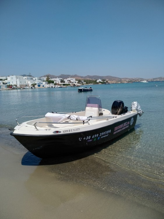 Boat rental Pollonia cheap Bluewater 480