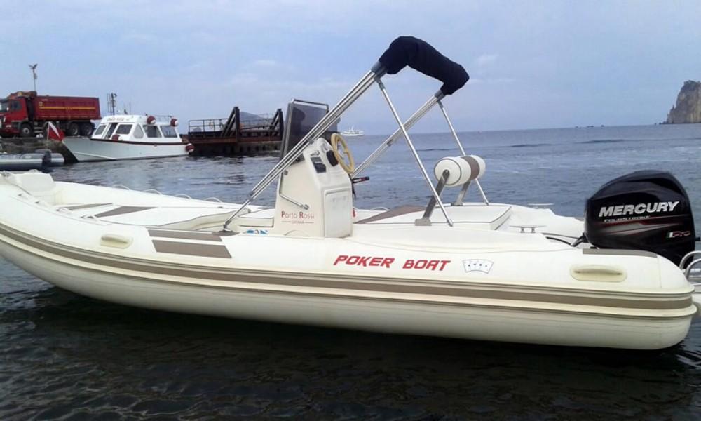Rent a Poker Boat Poker boat Giardini-Naxos
