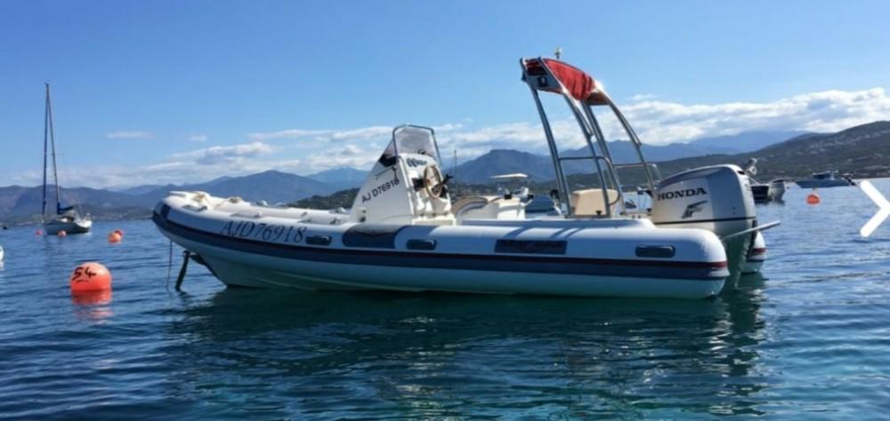 Boat rental Saint-Florent cheap Marsea CM 120