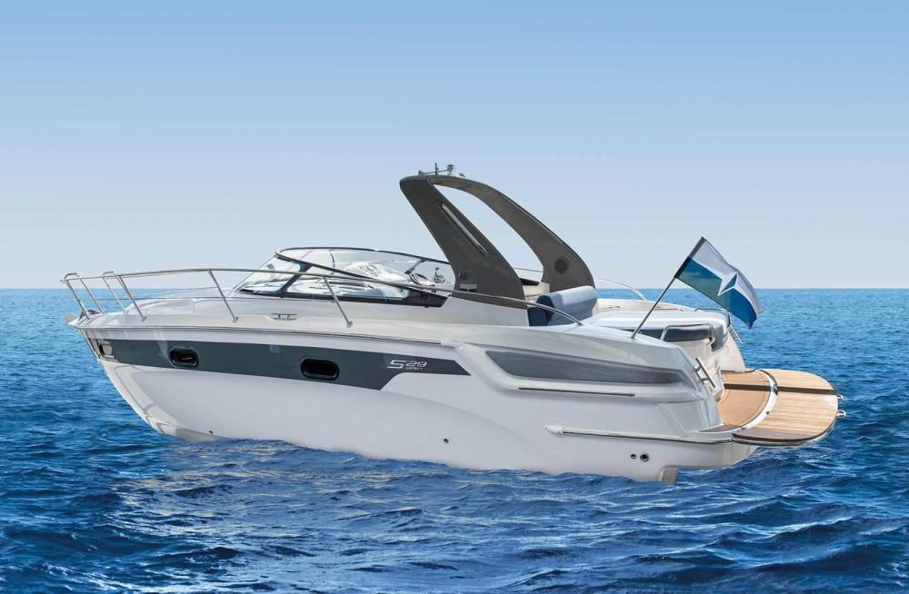 Boat rental Moniga del Garda cheap S29 sport
