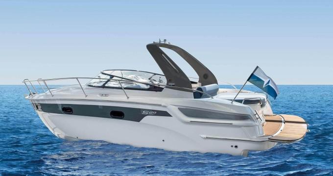Rental Motorboat in Moniga del Garda - Bavaria S29 sport