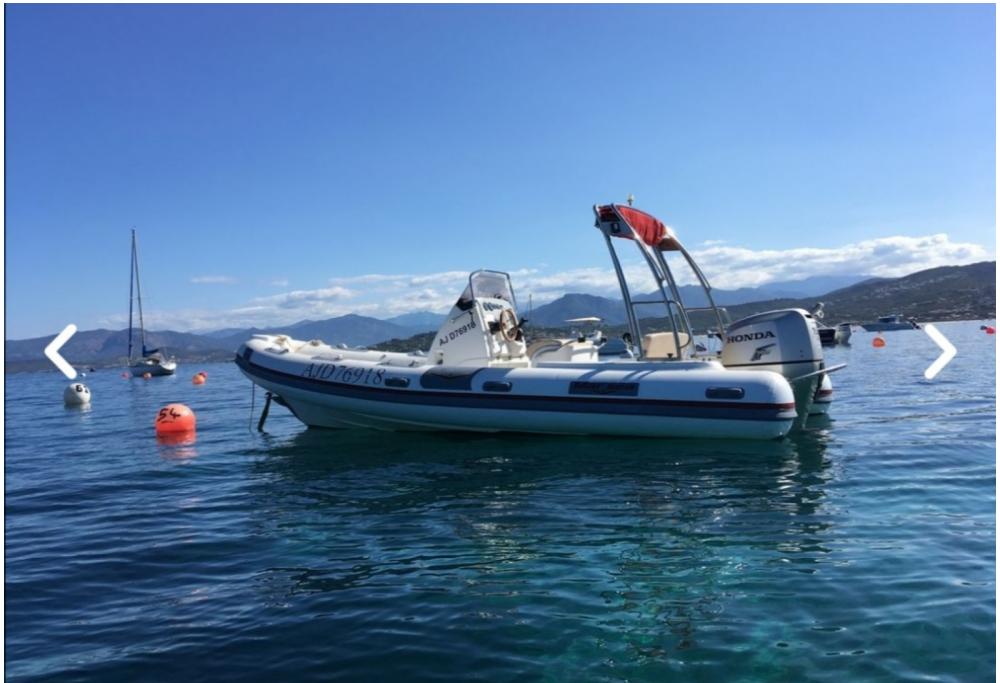 Boat rental Marsea Marsea CM 120 in Saint-Florent on Samboat