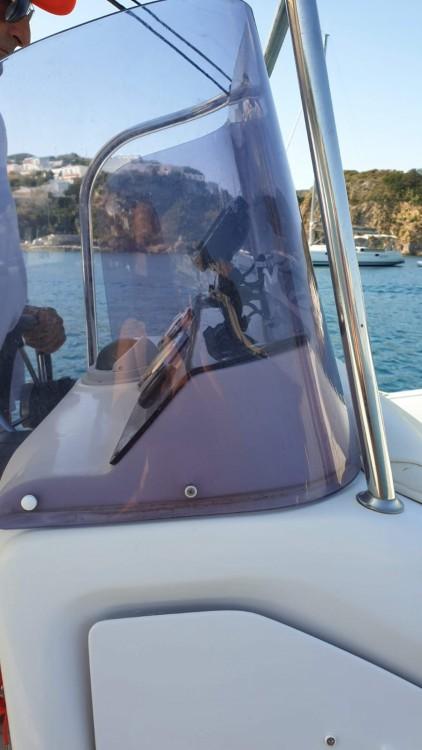 Rental yacht Terracina - Master Gommoni 750 on SamBoat