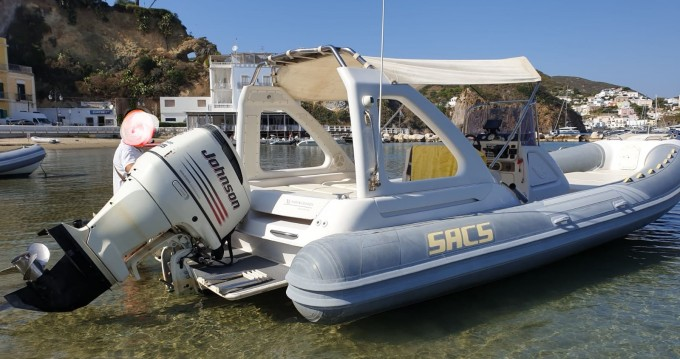 Hire RIB with or without skipper Master Terracina