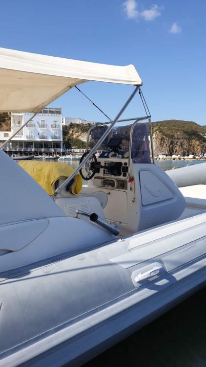 Rental RIB in Terracina - Master Gommoni 750
