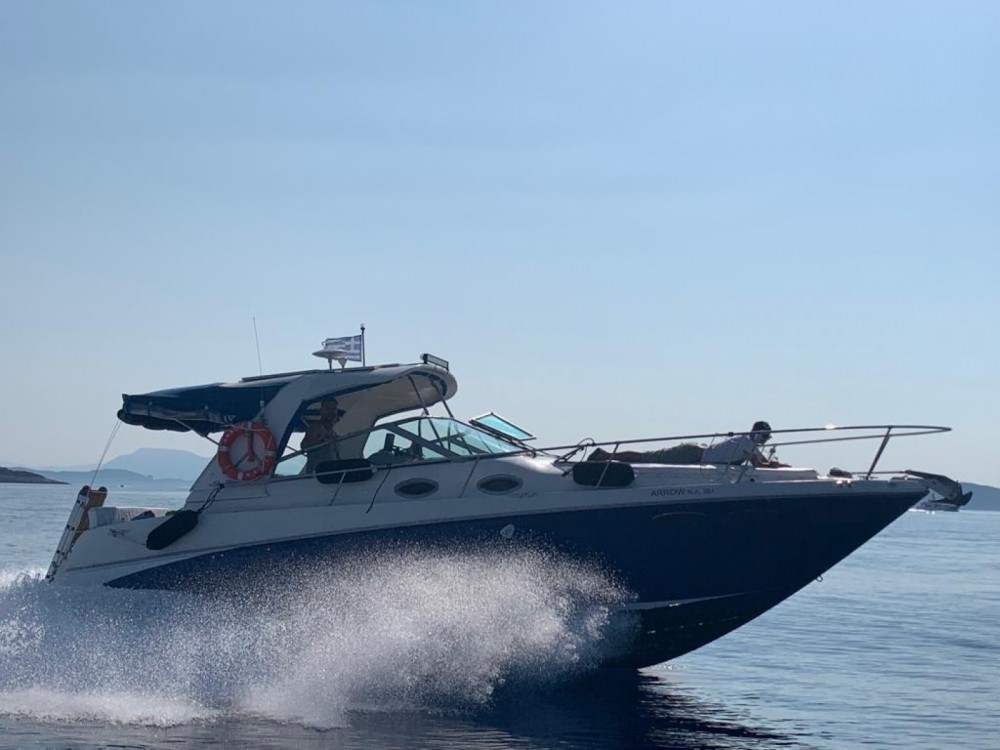 Sea Ray Sea Ray 290 Sundancer between personal and professional Nikiana