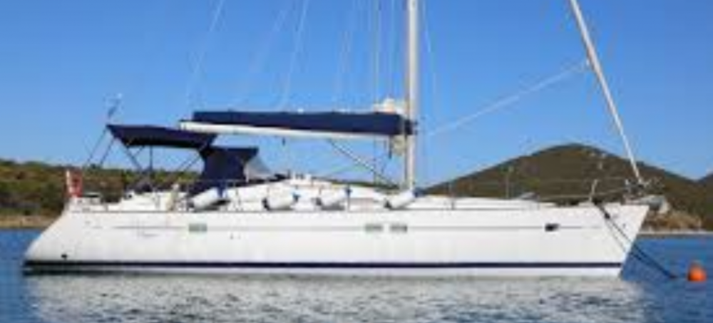 Bénéteau Oceanis 423 Clipper between personal and professional Marsala