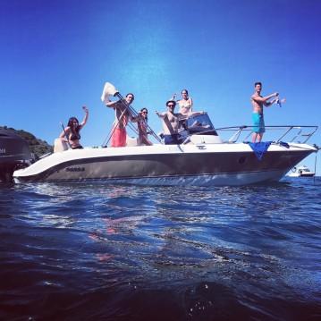 Rental yacht l'Estartit - Sessa Marine Key Largo 26 on SamBoat