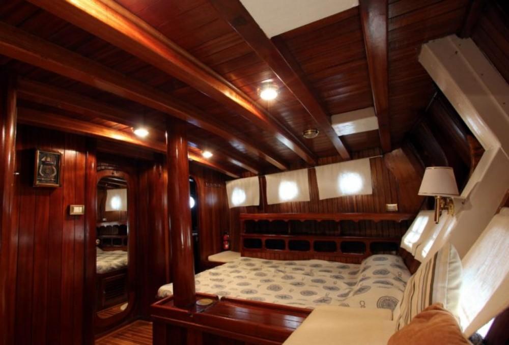 Rental Canal boat in Milazzo - Top Marine Top Marine 1000