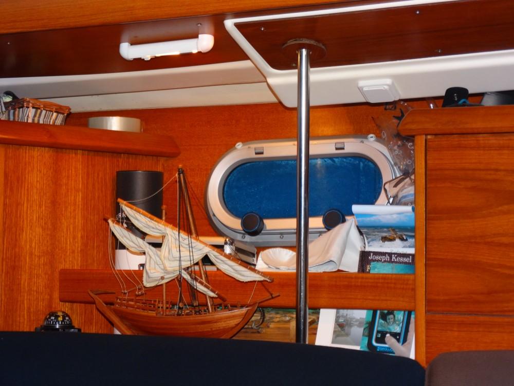 Rental Sailboat in Brest - Jeanneau Sun Odyssey 37