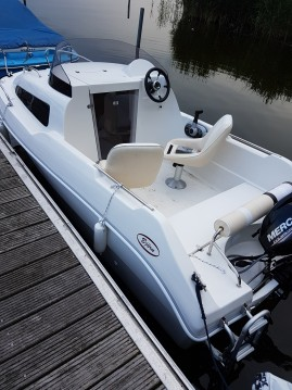 Motorboat for rent Zeuthen at the best price