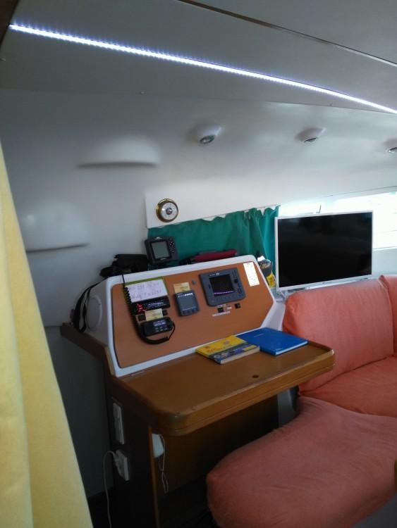 Catamaran for rent Le Grau-du-Roi at the best price
