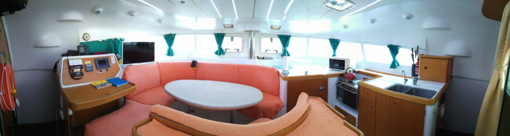 Rental yacht Le Grau-du-Roi - Jeanneau Lagoon 410 on SamBoat