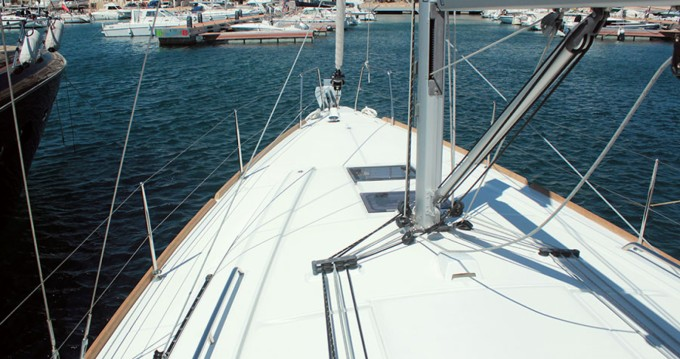 Hire Sailboat with or without skipper Bénéteau Palma de Mallorca