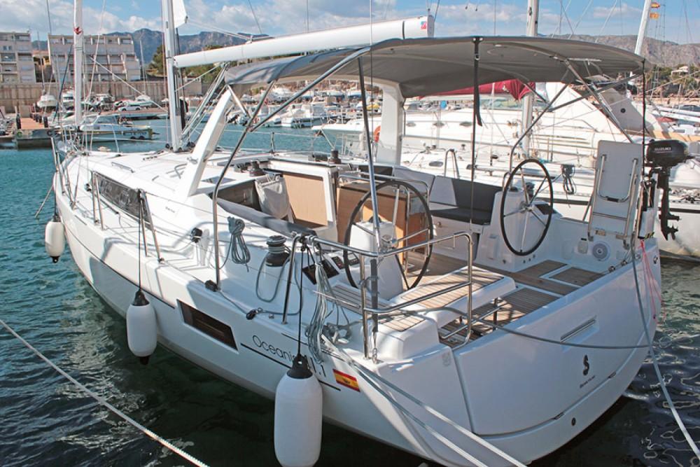 Hire Sailboat with or without skipper Bénéteau l'Estartit