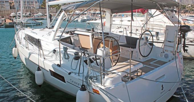 Rental yacht Palma de Mallorca - Bénéteau Oceanis 41.1 on SamBoat