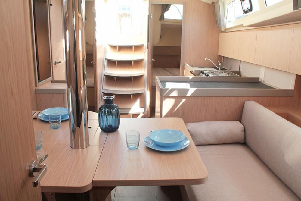 Boat rental l'Estartit cheap Oceanis 41.1