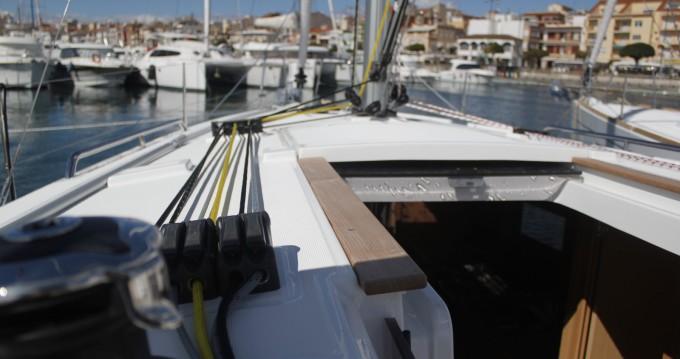 Rental yacht Palma - Bénéteau Oceanis 35.1 on SamBoat