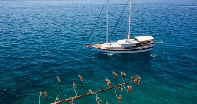 Boat rental Trogir cheap Gulet San