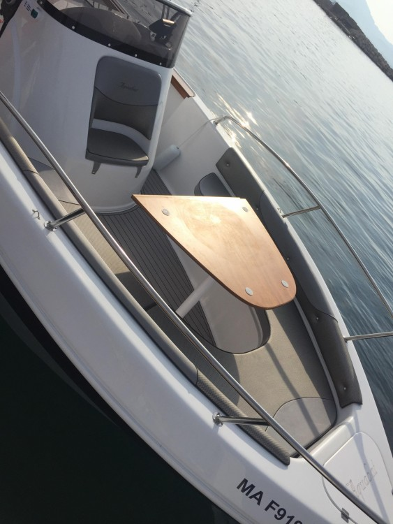 Hire Motor boat with or without skipper Aquabat Marseille