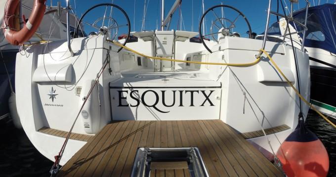 Rental Sailboat in Ciutadella de Menorca - Jeanneau Sun Odyssey 439