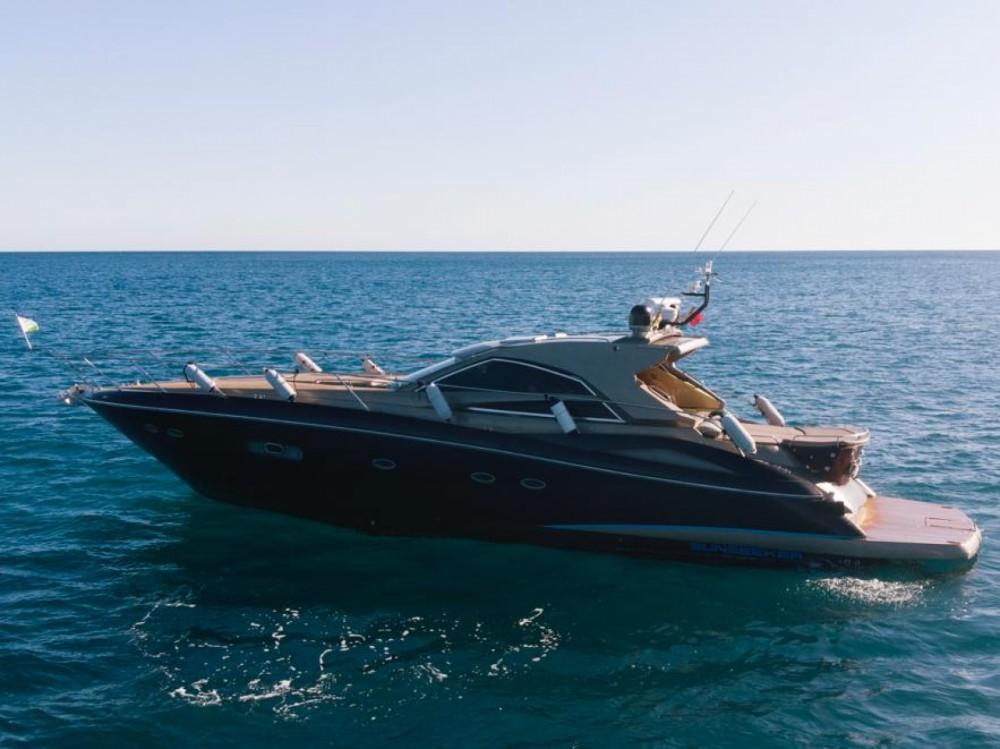 Rent a Sunseeker Predator 55 Balearic Islands