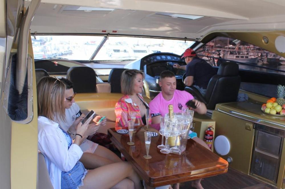 Boat rental Balearic Islands cheap Predator 55