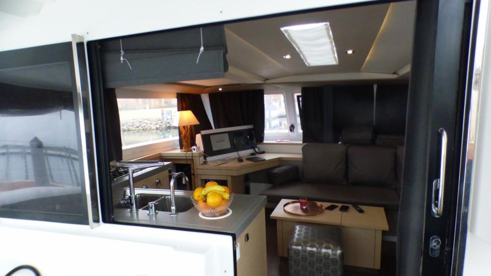 Catamaran for rent Leucate at the best price