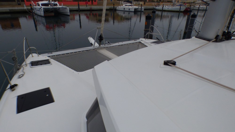 Rental Catamaran in Leucate - Fountaine Pajot Lucia 40 Maestro