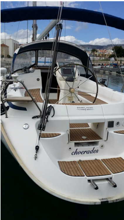 Hire Sailboat with or without skipper Bavaria Manfredonia