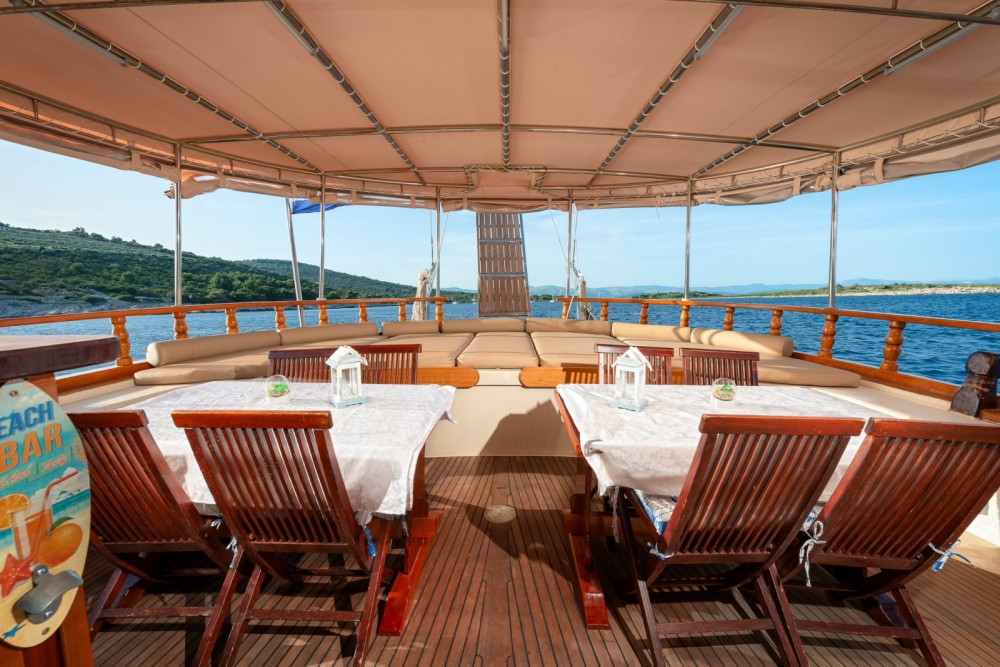 Hire Motor boat with or without skipper Cruisers Split