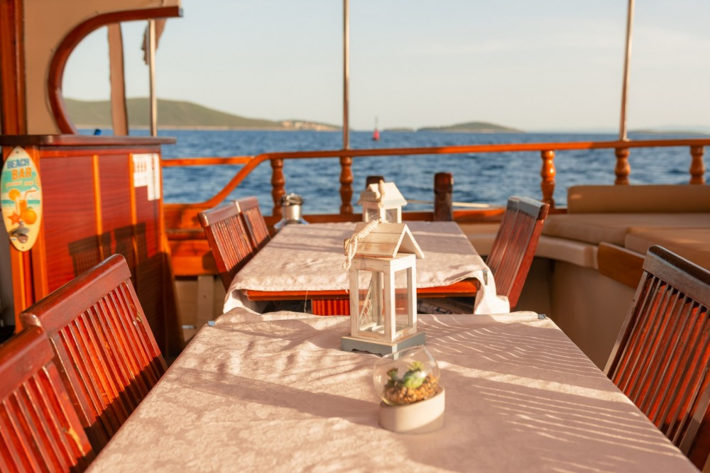 Boat rental Split cheap Gulet