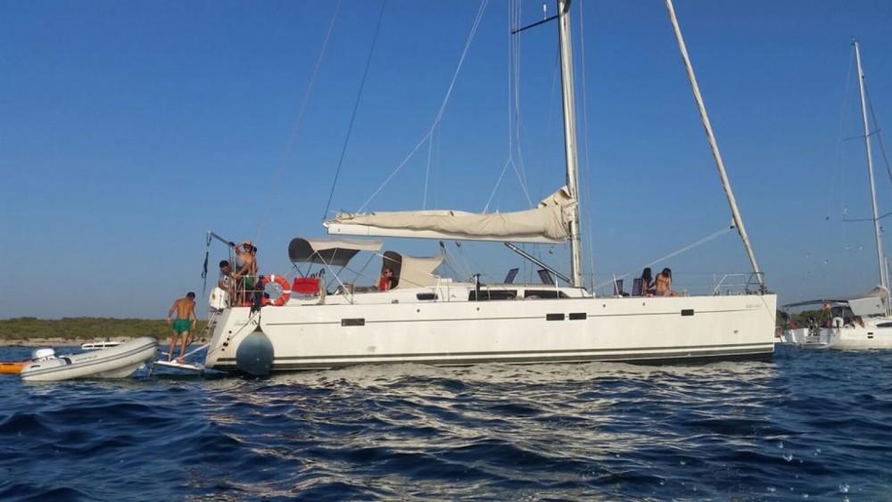 Rental Sailboat in Palma - Hanse Hanse 540 E