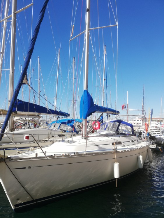Hire Sailboat with or without skipper Dufour Toulon