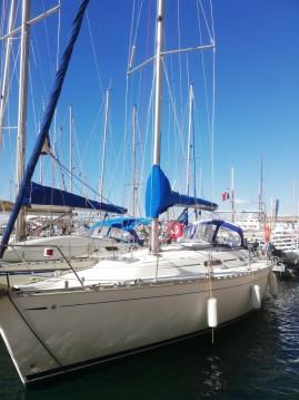 Boat rental Toulon cheap Dufour 36 Classic