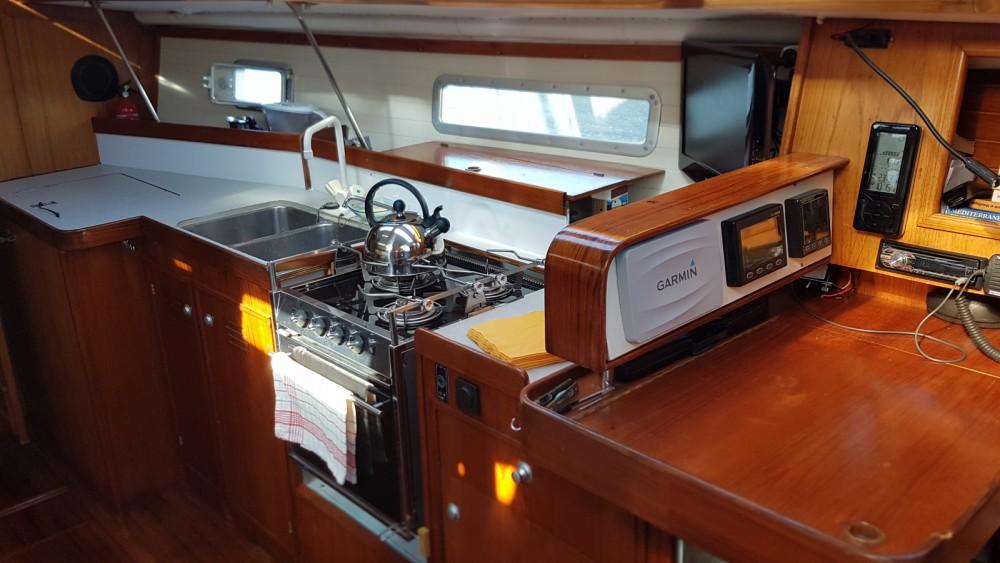 Boat rental Jeanneau Voyage 11.20 in Sari-Solenzara on Samboat
