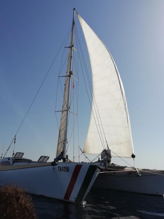 Prototipo Bergamini 50 between personal and professional Porto Cesareo