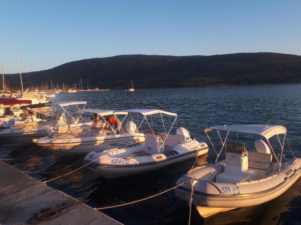 Boat rental Nuova Jolly King 490 in Cres on Samboat