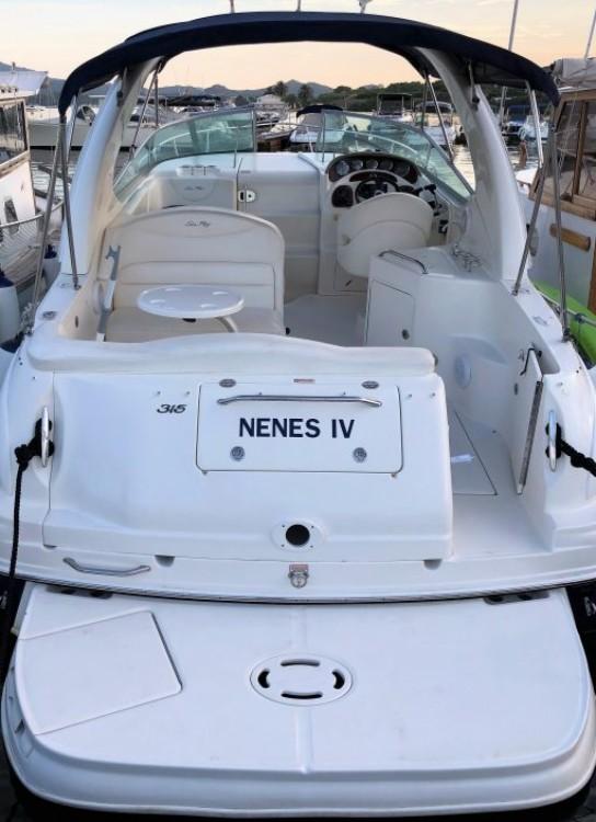Rent a Sea Ray Sea Ray 315 Sundancer Maó