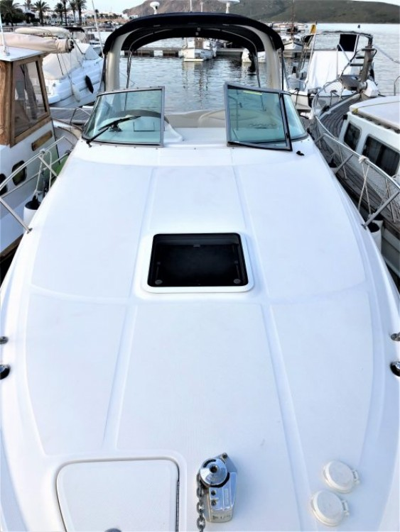Hire Motor boat with or without skipper Sea Ray Maó