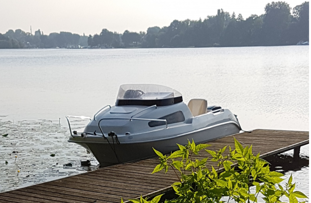 Rental Motor boat Mystrali  with a permit