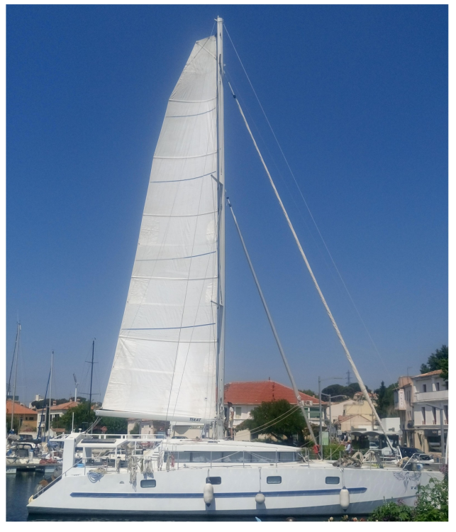 Prototype Roland Garde 55 between personal and professional Martigues