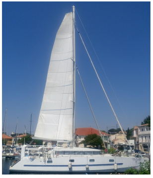 Hire Catamaran with or without skipper Prototype Martigues