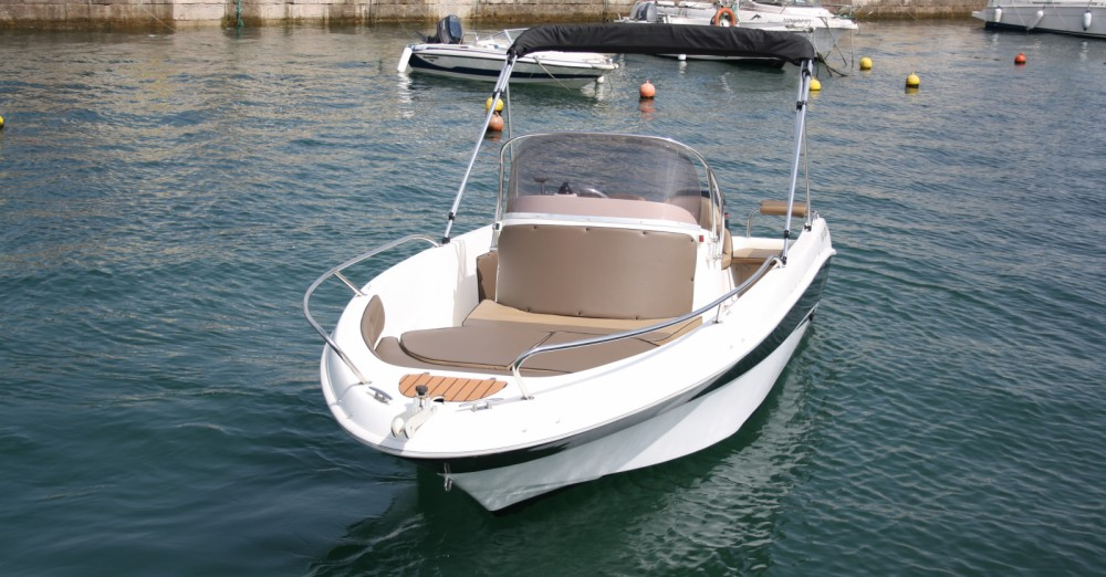 Hire Motorboat with or without skipper Saver Portugal