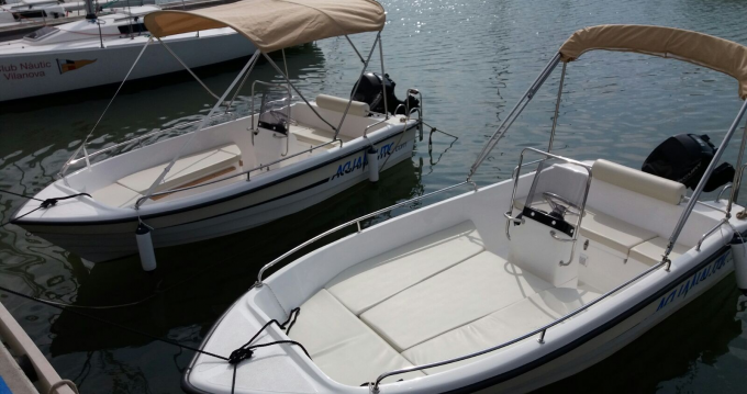 Hire Motorboat with or without skipper Marion  Torrevieja