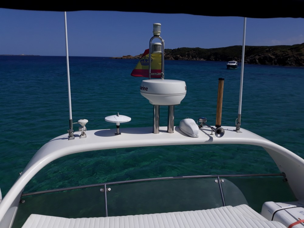 Rental Yacht Rodman with a permit